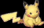 2.9.Pikachu sitting Down