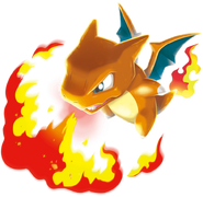 Pokemon Rumble SP - Charizard