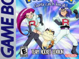 Pokemon Team Rocket Edition