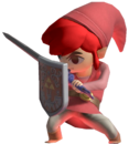 3.TH Red Toon Link 2