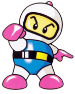 Bomberman II Fat Shirobon