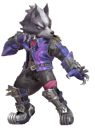 3.1.Wolf Standing