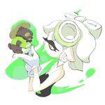 Green Tanuki Marie