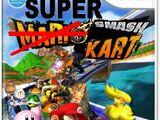 Super Smash Bros Kart