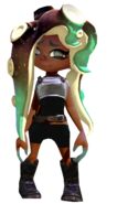 Updated Marina in Octoling Armor 2