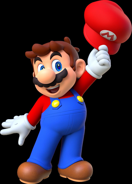 Mario Tennis: Smash Serve