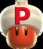 New Super Mario Bros. U Deluxe P-Acorn