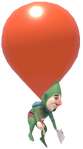 1.5.Tingle flying with notes