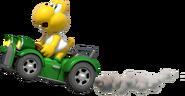 Koopa Troopa Car - Super Mario Maker 2