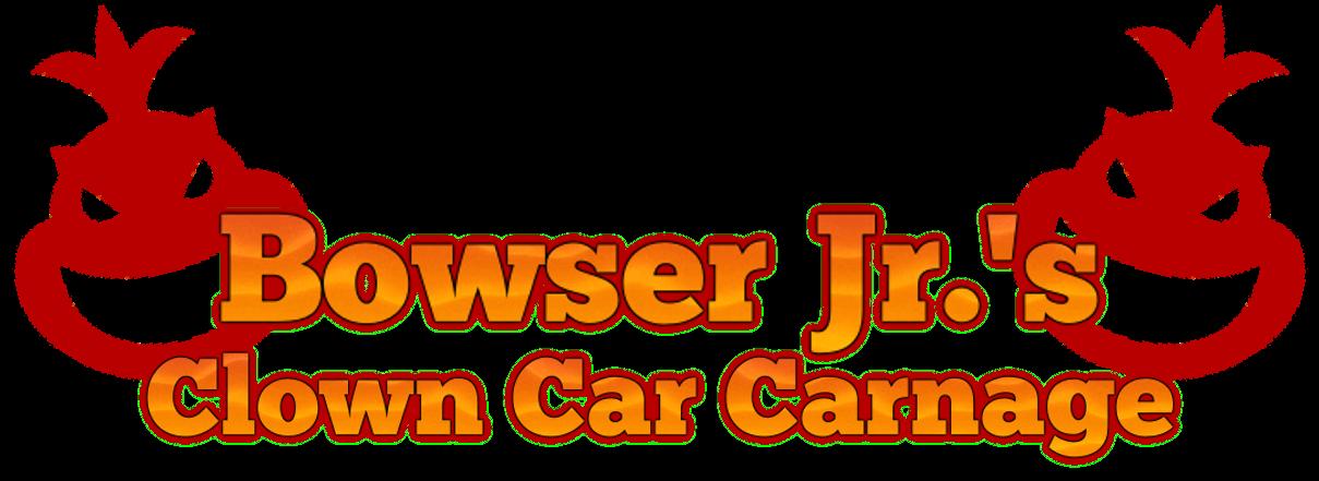 Bowser Jr.'s Clown Car Carnage