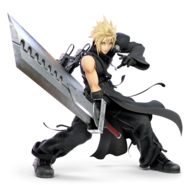 Cloud SSBUltimate (Cloudy Wolf)