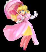 Peach Princess girly Guinevere