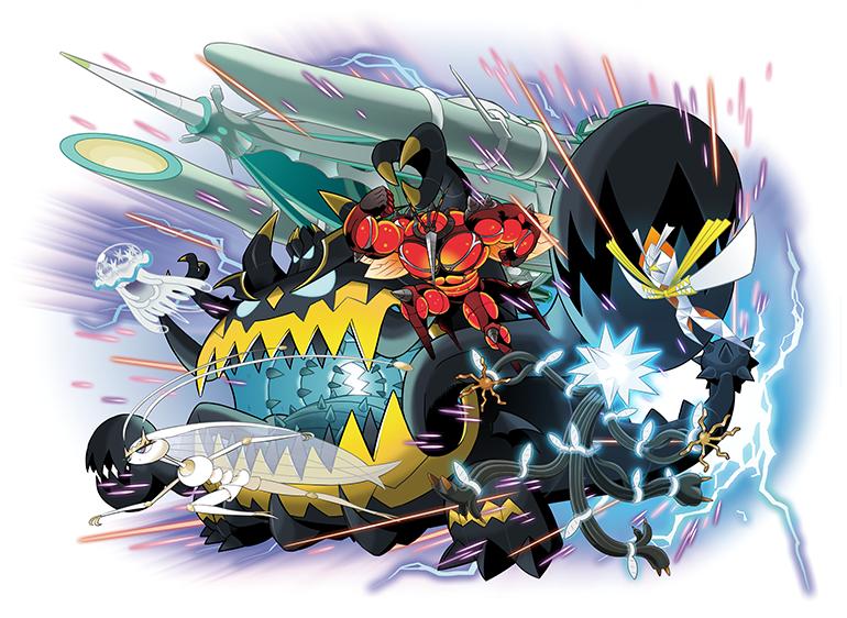 Ultra Beasts