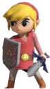 2.Red Toon Link 1