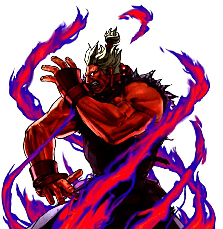 Capcom vs. SNK 3: Battle of the Ages/Shin Akuma