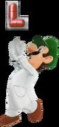 0.3.Dr. Luigi Throwing an L Vitamin