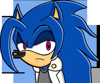 Blue the Hedgehog