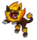 Fire Lion AoD