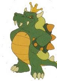 King Koopa (The Super Mario Bros. Super Show!)