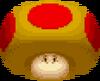 NSMB1 Mega Mushroom