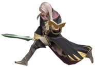 2.4.Female Robin dash attacking