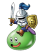 DQ Slime Knight