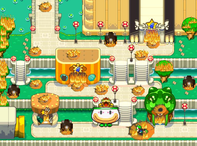 Mario & Luigi: The Shadow Saga