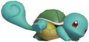 2.3.Shiny Squirtle Striking with it's Tail