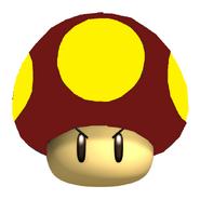 3-Down Mushroom