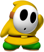 ACL MK8 Yellow Shy Guy