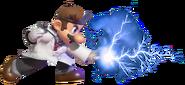 0.1.Dr. Mario using Lightning