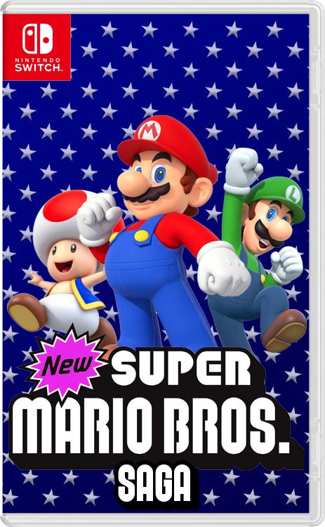 New Super Mario Bros. Saga