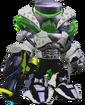 Mech outfit - Splatoon