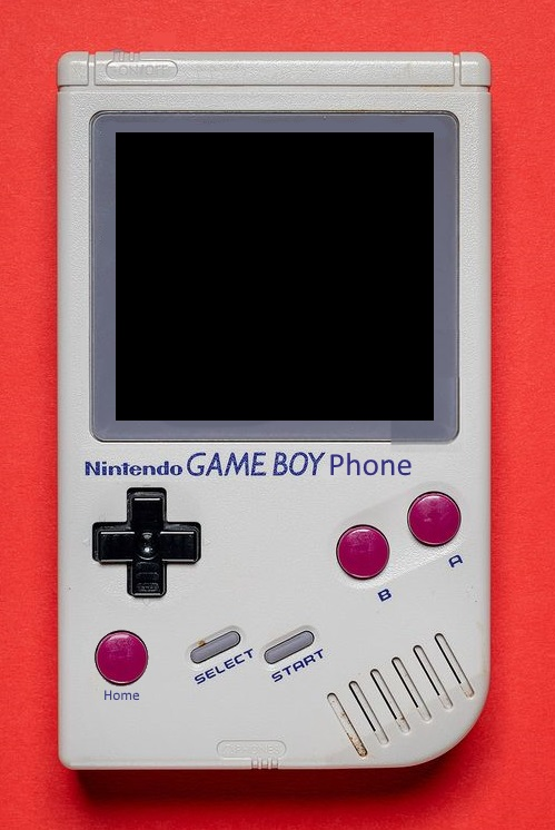 Game Boy Phone