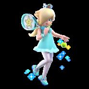 Mario Tennis Aces - Character Artwork - Rosalina