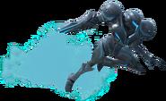 4.5.Dark Samus Floating forward