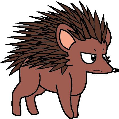 Hanz the Hedgehog