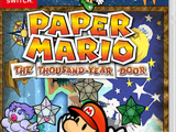 Paper Mario: The Thousand Year Door (20th Anniversary Edition)