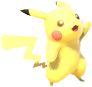 3.2.Female Pikachu Waving