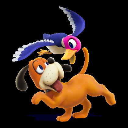 Duck Hunt (SSB6)