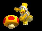 Mega Mushroom Bro