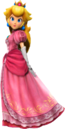 Peach ssb4 by ashley andred-d8f8q0u