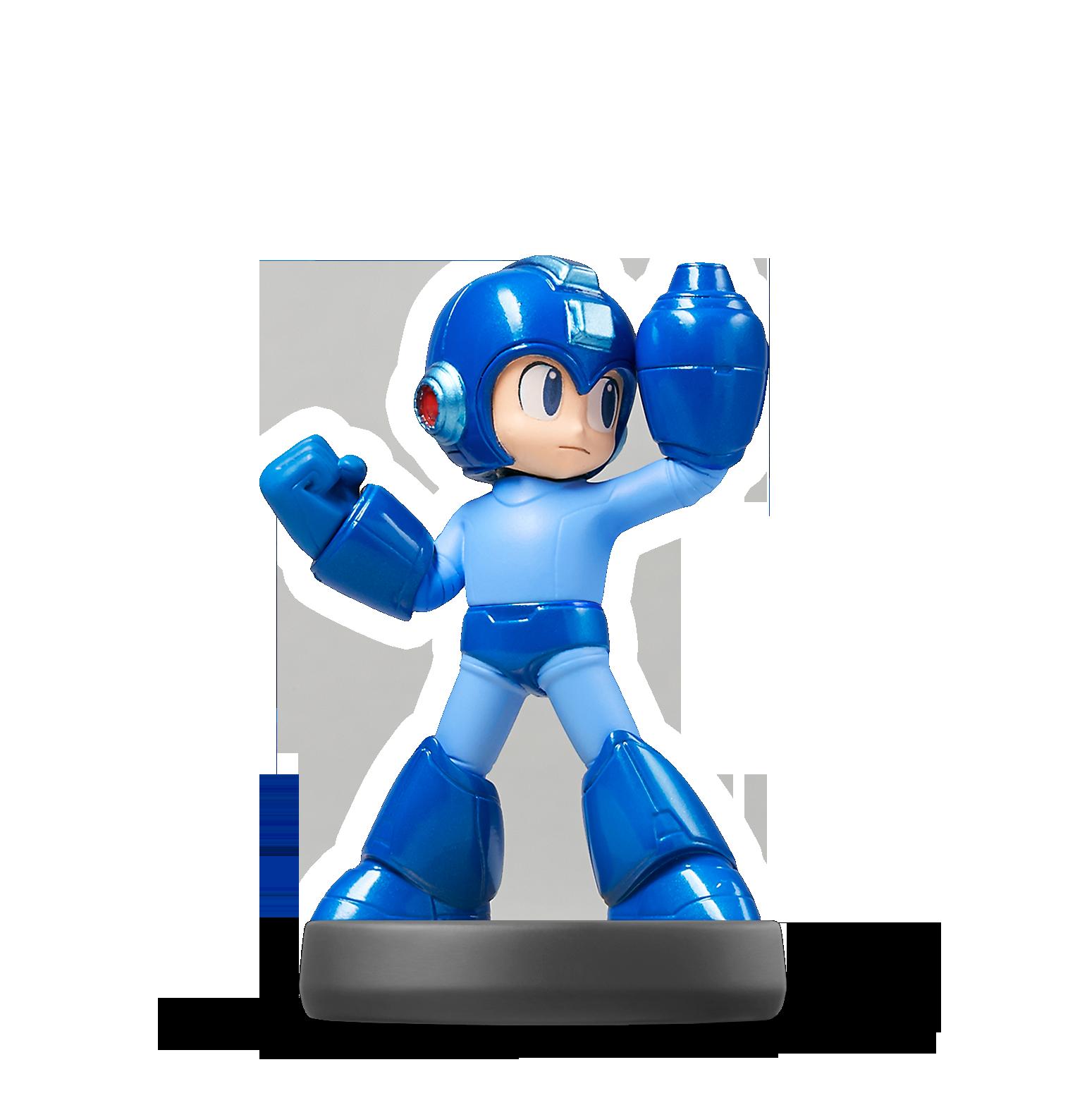 Amiibo/Mega Man