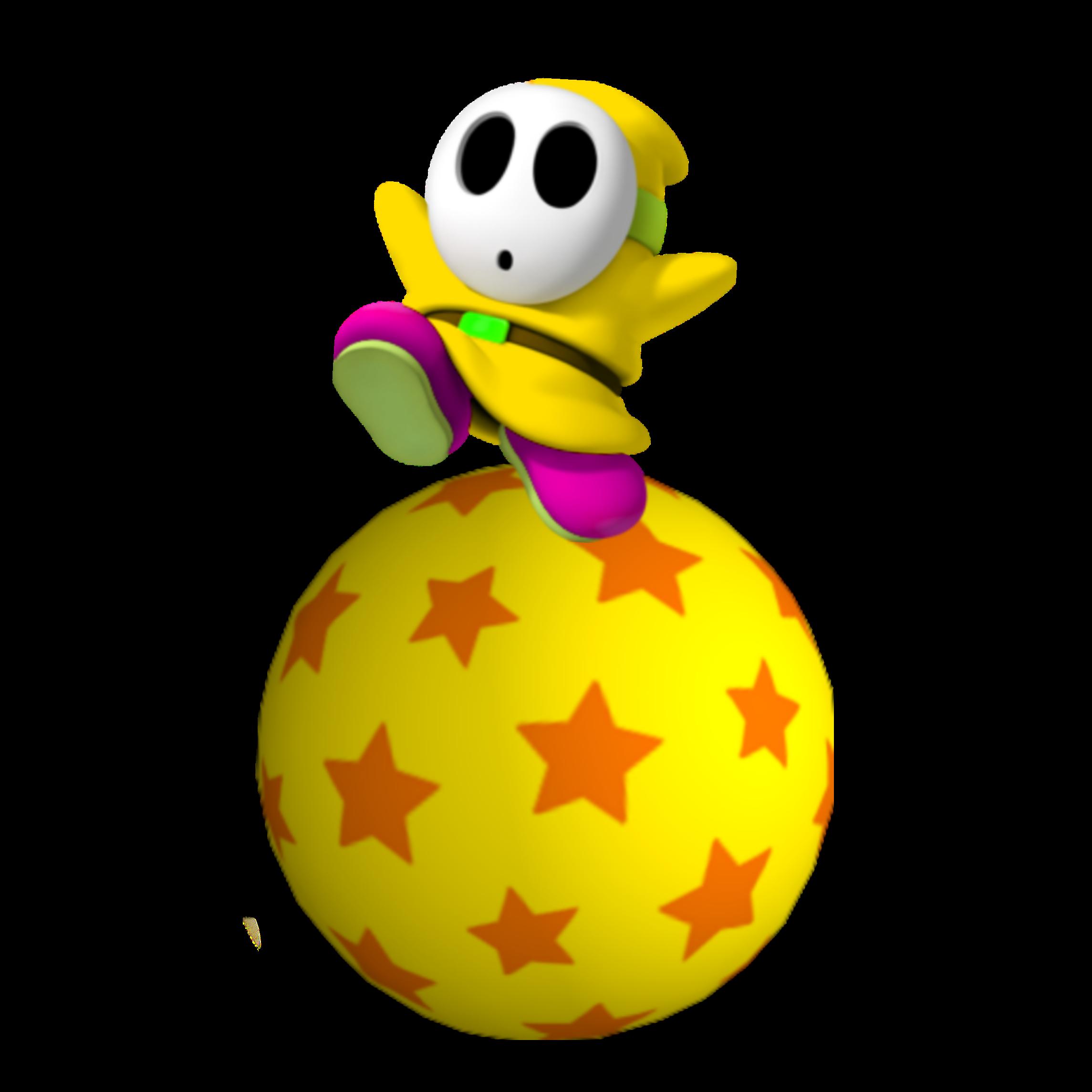 Ball Shy Guy