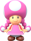 Toadette Front View