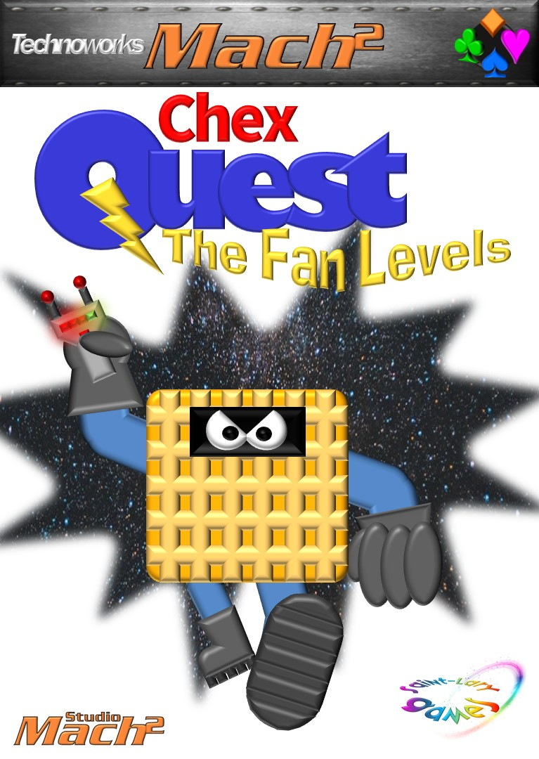 Chex Quest: Re-Zorched