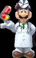 Dr Luigi - Dr Mario Miracle Cure
