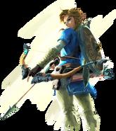 Link (alt) - The Legend of Zelda Breath of the Wild