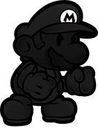 Paper Metal Mario