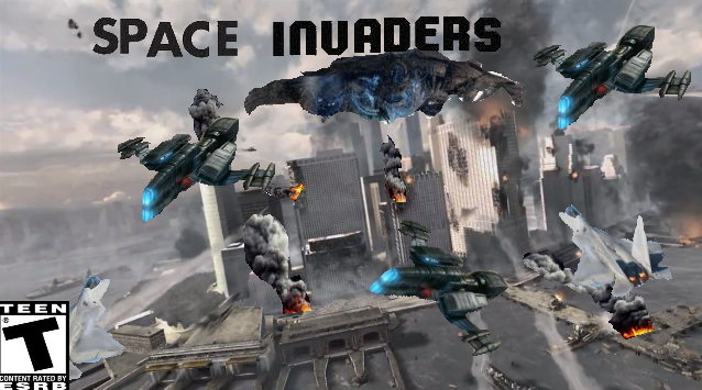 Space Invaders (2012 game)